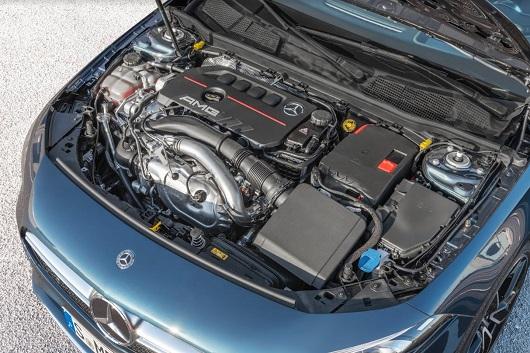 Động cơ Mercedes-AMG A 35 4MATIC