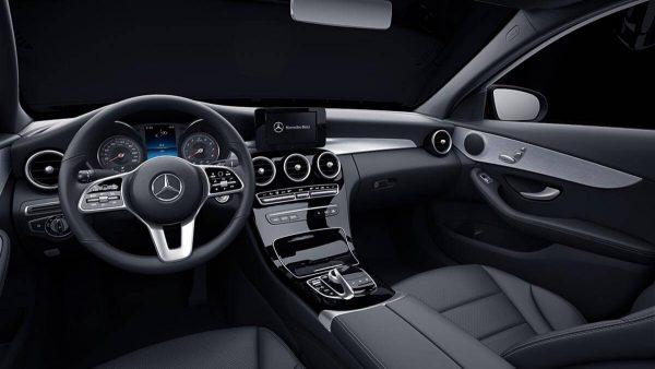 Hình ảnh nội thất Mercedes-Benz C 180