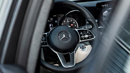 Nội Thất Mercedes-Benz C 180 AMG