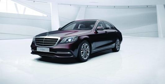 Mercedes-Benz S 450 L Luxury