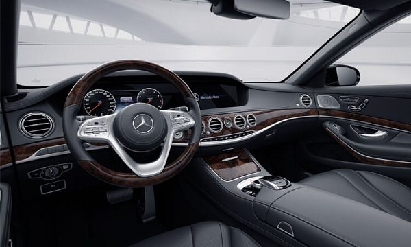 Mercedes-Benz S 450 L Limited Edition