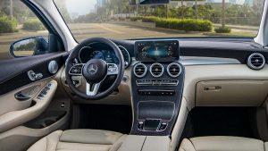 Hình Ảnh Nội Thất Mercedes-Benz GLC 300 4MATIC