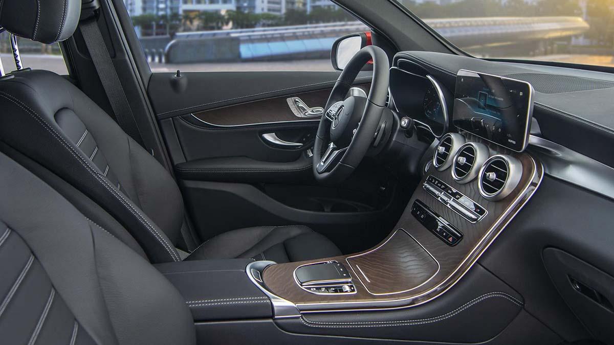 Hình ảnh thiết kế nội thất Mercedes-Benz GLC 200 4MATIC