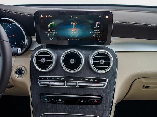 Mercedes-Benz GLC 300 4MATIC
