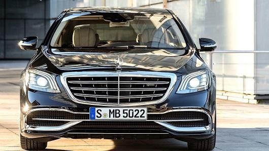 Ngoại Thất Mercedes-Maybach S 450