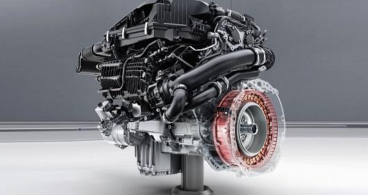 Động cơ Mercedes-Benz GLE 450 4MATIC