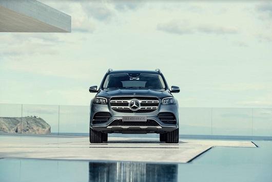 Mercedes-Benz GLS 450 4MATIC
