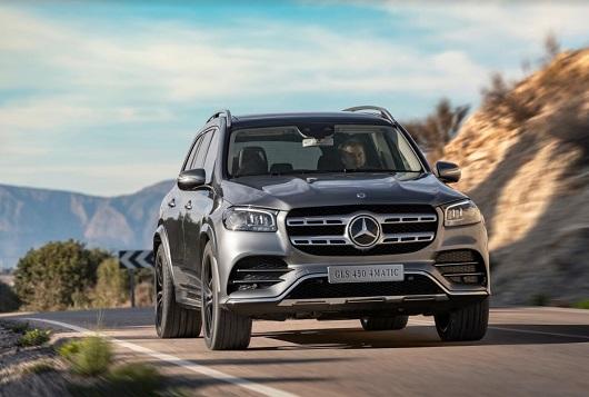 Ngoại Thất Mercedes-Benz GLS 450 4MATIC