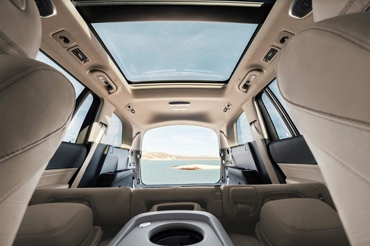 Nội Thất Mercedes-Benz GLS 450 4MATIC