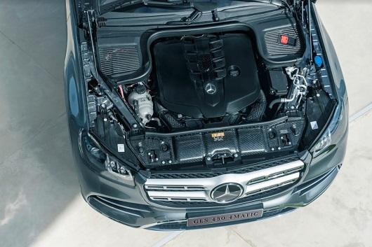 Động cơ Mercedes-Benz GLS 450 4MATIC